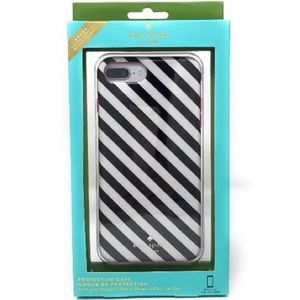 New Kate Spade 6, 6s, 7 Plus or 8 Plus iPhone Case